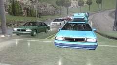 Carretera Reflexiones Fix 1.0 для GTA San Andreas para GTA San Andreas