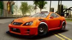 GTA 5 Benefactor Feltzer para GTA San Andreas