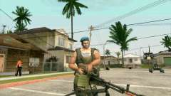 Depósito de armas de la Médula para GTA San Andreas