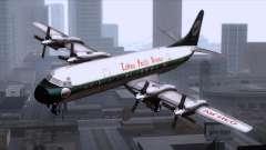 L-188 Electra Cathay P para GTA San Andreas