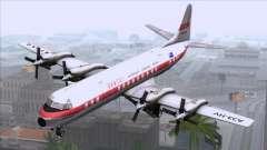 L-188 Electra Qantas