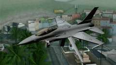 F-16 Fighting Falcon RNoAF para GTA San Andreas