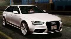 Audi A4 Avant 2013 para GTA San Andreas