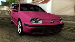 Volkswagen Golf v5 Stock para GTA San Andreas