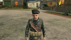 Cine de las fuerzas especiales de la URSS para GTA San Andreas