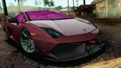 Lamborghini Gallardo LP570-4 Superleggera 2011 para GTA San Andreas