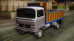 Mercedes-Benz Khavar para GTA San Andreas