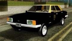 Ford Taunus 1981 Taxi Argentina para GTA San Andreas
