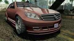 GTA 5 Benefactor Schafter SA Mobile para GTA San Andreas