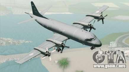 Lockheed P-3 Orion RCAF para GTA San Andreas