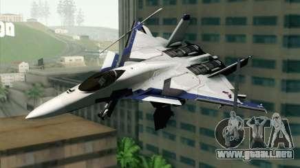 CFA-44 Butterfly Master para GTA San Andreas