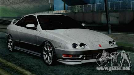 Acura Integra Type R 2001 Stock para GTA San Andreas