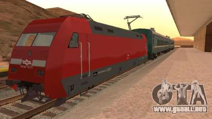 Israeli Train para GTA San Andreas