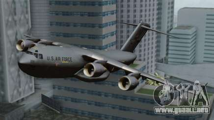 C-17A Globemaster III USAF Mississippi para GTA San Andreas