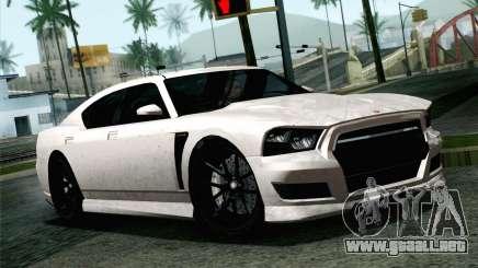 GTA 5 Bravado Buffalo S v2 IVF para GTA San Andreas