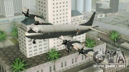 Lockheed P-3 Orion German Navy para GTA San Andreas