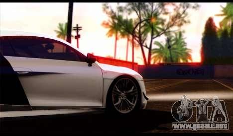 ENB J.F ProjeT 3.0 para GTA San Andreas quinta pantalla
