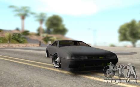 Elegy Drift by Randy v1.1 para GTA San Andreas