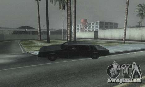 Beautiful ENB + Colormod 1.3 para GTA San Andreas novena de pantalla