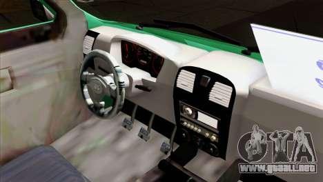 Toyota Microbus v2 para la visión correcta GTA San Andreas