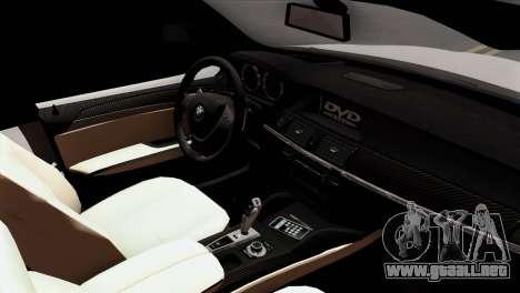 BMW X3 F25 2012 para la visión correcta GTA San Andreas
