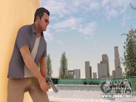 ENB por medio de la PC por WD para GTA San Andreas