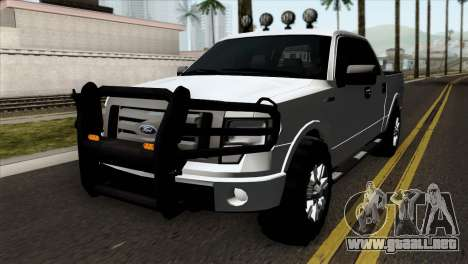 Ford F-150 4X4 Off Road para GTA San Andreas