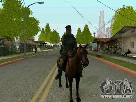 Los Cosacos De Kubán para GTA San Andreas tercera pantalla