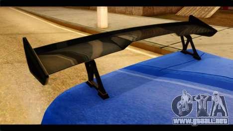 Infernus Rapide GTS para la visión correcta GTA San Andreas