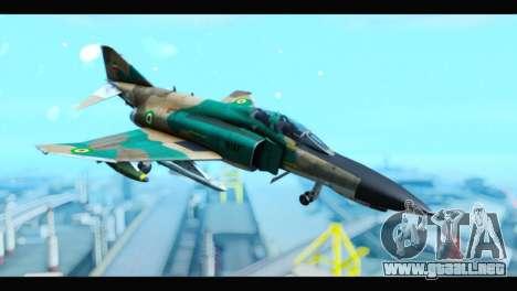 McDonnell Douglas F-4 IRIAF para GTA San Andreas