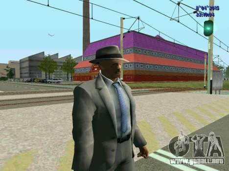 Jruschov, Nikita Sergeyevich para GTA San Andreas tercera pantalla
