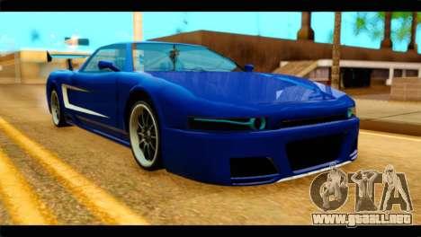 Infernus Rapide GTS para GTA San Andreas