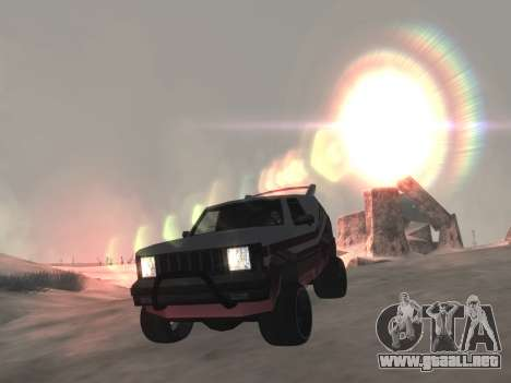 Final De Niza ColorMod para GTA San Andreas séptima pantalla