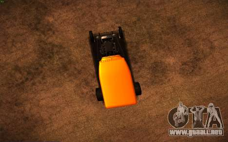 Ford Model A Hot-Rod para la visión correcta GTA San Andreas