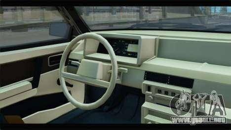 VAZ 21083 para la visión correcta GTA San Andreas