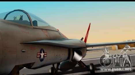 McDonnell Douglas FA-18C Hornet VMFA-232 USMC para visión interna GTA San Andreas