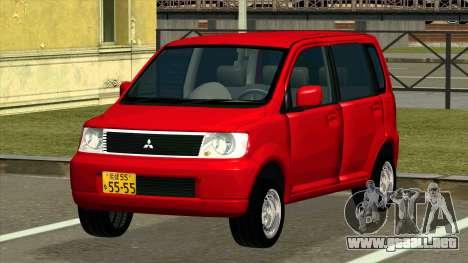 Mitsubishi eK Wagon para GTA San Andreas