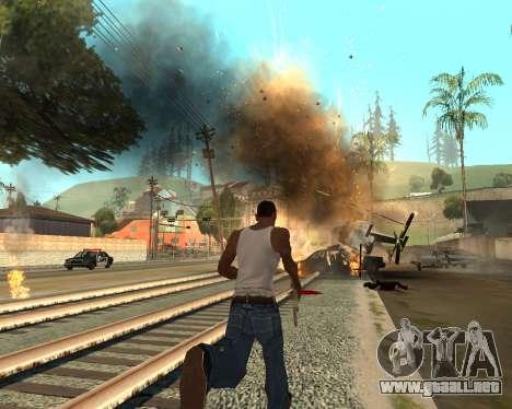 Good Effects v1.1 para GTA San Andreas séptima pantalla