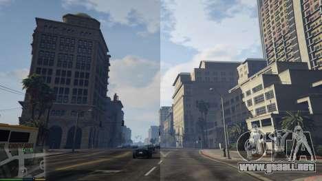 GTA 5 Reshade & SweetFX cuarto captura de pantalla