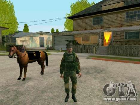 Los Cosacos De Kubán para GTA San Andreas