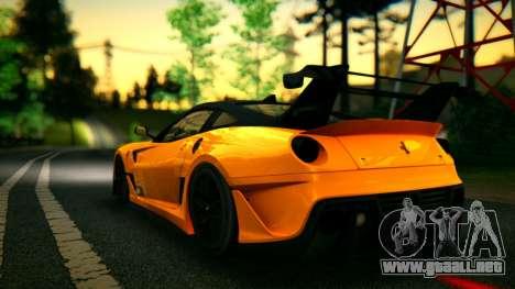 Pavanjit ENB v3 para GTA San Andreas quinta pantalla