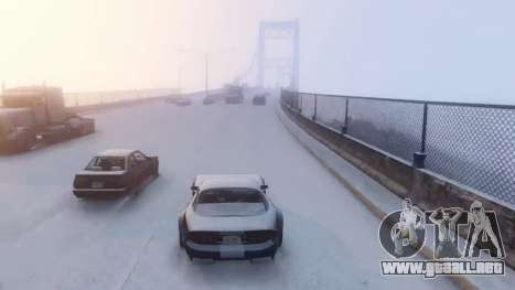 GTA 5 GTA V Online Snow Mod