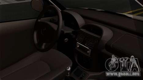 Renault Clio Mio 5P para la visión correcta GTA San Andreas