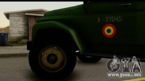 Steagul Rosu 114 M para la visión correcta GTA San Andreas