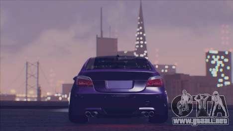 Real Live ENB para GTA San Andreas segunda pantalla