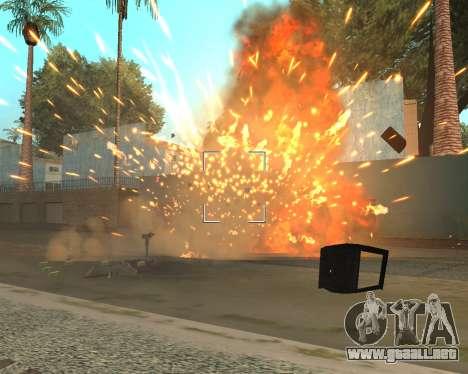 Good Effects v1.1 para GTA San Andreas sexta pantalla