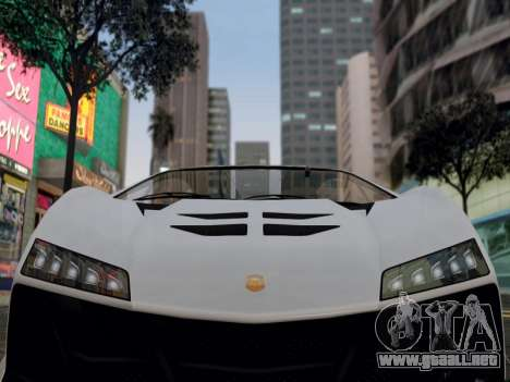 ENB por medio de la PC por WD para GTA San Andreas segunda pantalla