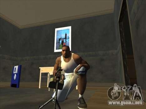 PCM de Battlefield 2 para GTA San Andreas sucesivamente de pantalla