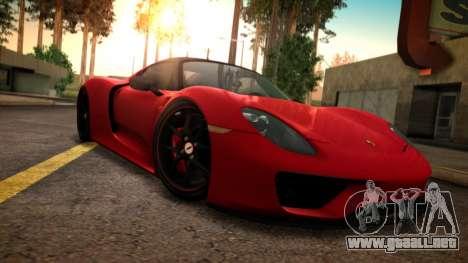 Pavanjit ENB v3 para GTA San Andreas