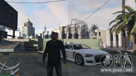 GTA 5 Sharp Vibrant Realism (Custom ReShade) cuarto captura de pantalla